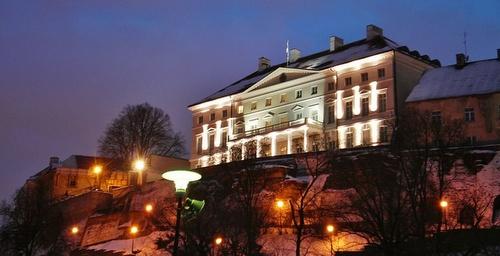 Stenbockin talo vanhakaupunki Tallinna