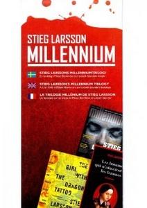 Stieg Larsson Millennium kierros Tukholma