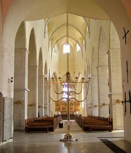 Tallinna Pyhän Nikolaoksen kirkko sisätilat