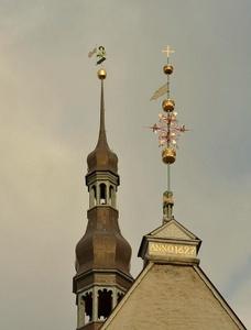 Tallinna raatihuoneen torni