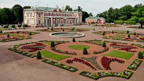 Tallinnan Kadriorgin taidemuseo