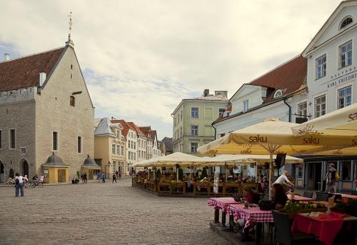 Tallinnan raatihuoneen tori