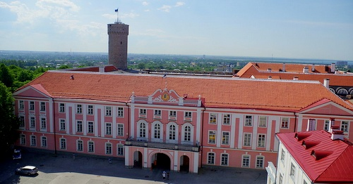 Tallinnan Toompean linna