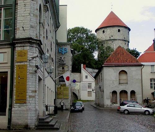 Tallinnan vanhakaupunki Kiek in de Kök