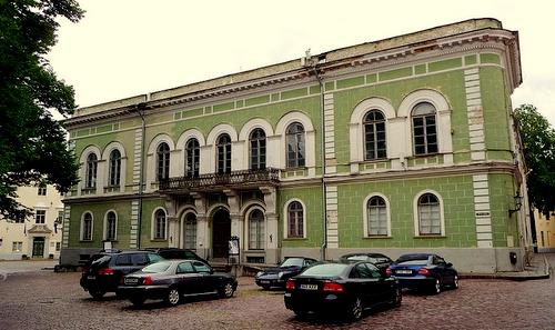 Tallinnan Virolaisen ritarikunnan talo