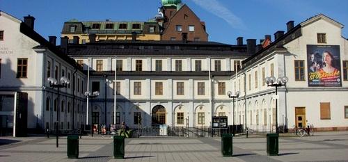 Tukholman kaupunginmuseo julkisivu