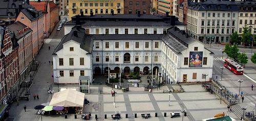 Tukholman kaupunginmuseo rakennus