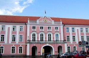 Viron parlamenttitalo Tallinna