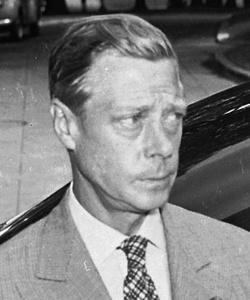 Windsorin herttua - Bahaman kuvernööri 1945