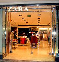 Zara Viru Keskus Tallinna