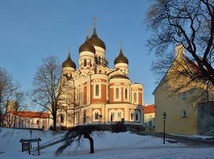 Aleksanteri Nevskin katedraali Tallinna