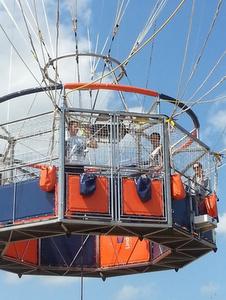Balloon Tallinn gondola