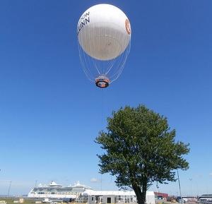 Balloon Tallinn kuumailmapallo