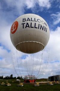 Balloon Tallinn satamassa