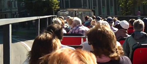 City Tour kiertoajelu bussi Tallina