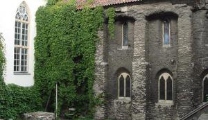 Dominikaaniluostarin museo Tallinna