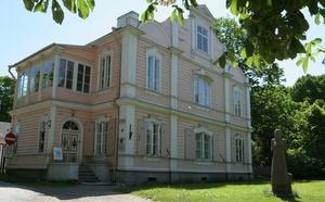 Eduard Vilden kotimuseo Tallinna