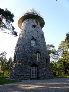 Glehnin linnan observatoriotorni Tallinna