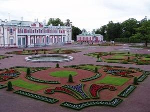 Kadriorgin palatsi ja puisto Tallinna