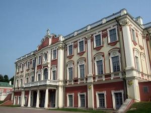 Kadriorgin palatsi Kesklinn Tallinna