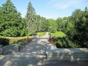 Kadriorgin puisto portaat Tallinna