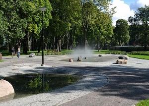Kalamajan puistohautausmaa Tallinna