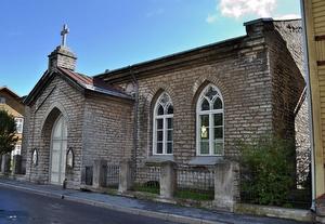 Kaljun baptistikirkko Kalamaja Tallinna