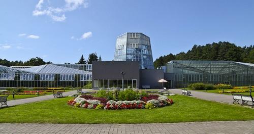 Kasvitieteellinen puutarha Tallinna