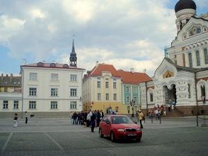 Lossi plats Tallinna Toompea