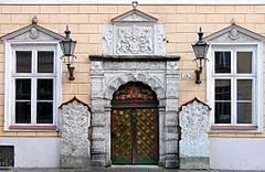 Mustapäiden talo Tallinna