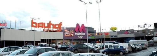 Mustikas kauppakeskus Tallinna