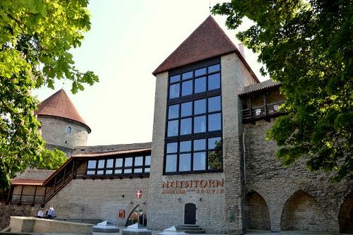 Neitsyttorni Tallinna