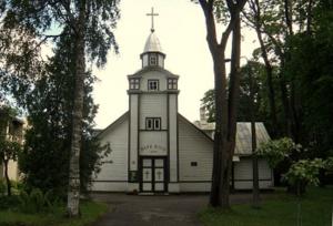 Nõmmen Rauhankirkko Tallinna