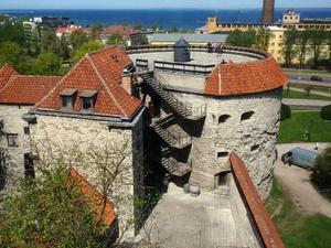 Paksu Margareeta torni Tallinna