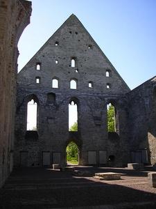 Piritan luostarin rauniot Tallinna