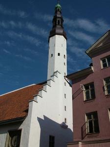 Pyhän Hengen kirkko - Pühavaimu kirik Tallinna