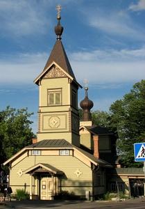 Pyhän Simeonin ja naisprofeetta Hannan kirkko Tallinna