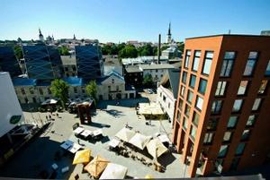 Rotermannin kortteli Tallinna