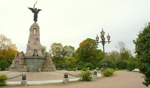 Russalka muistomerkki Tallinna