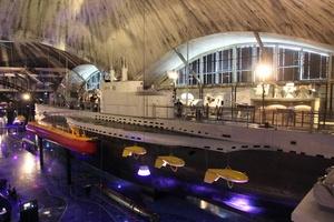 Sukellusvene Lembit Lentosatama Tallina