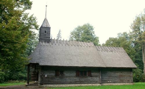 Sutlepan kappeli Viron ulkoilmamuseo Tallinna