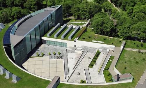 Tallinnan KUMU taidemuseo