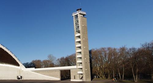 Tallinnan laululavan tulitorni