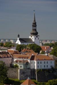 Tallinnan tuomiokirkko vanhakaupunki