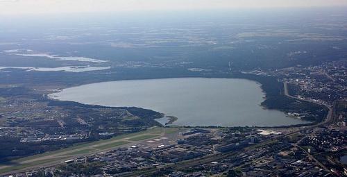 Tallinnan Ülemisten järvi