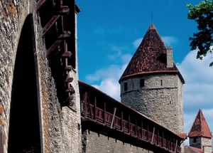 Tallinnan vanhankaupungin muurit