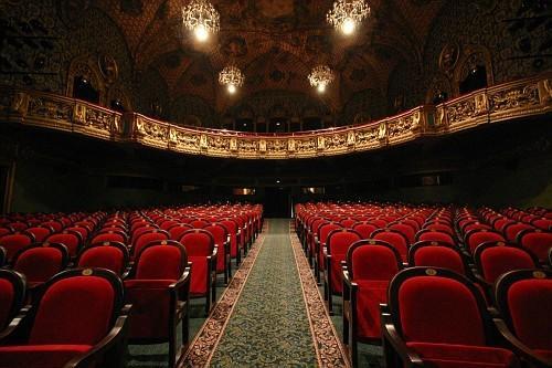 Tallinnan venäläinen teatteri sali