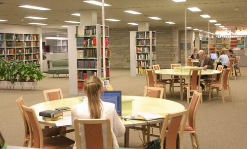Tallinnan Viron kansalliskirjasto