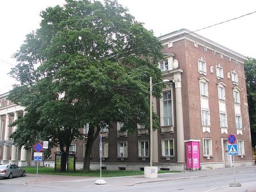 Teatteri NO99 Tallinna