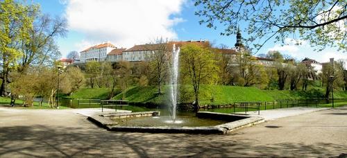 Toompark Tallinna